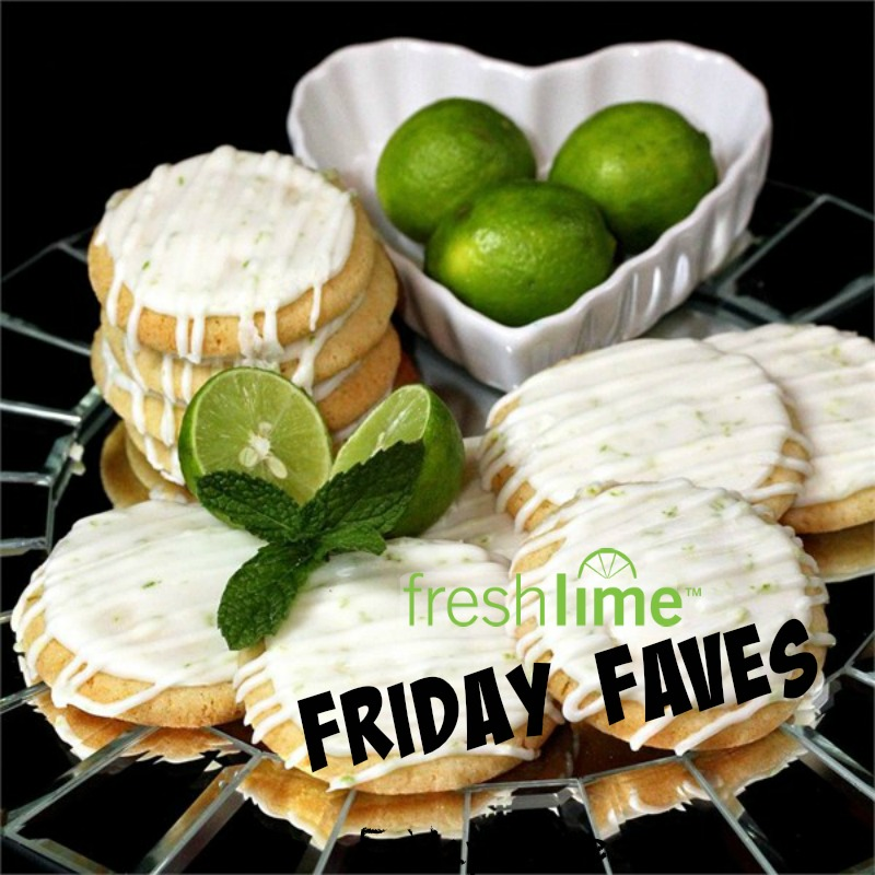 Friday Faves Cookies