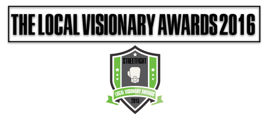FreshLime is a Street Fight Local Visionary Awards Finalist!