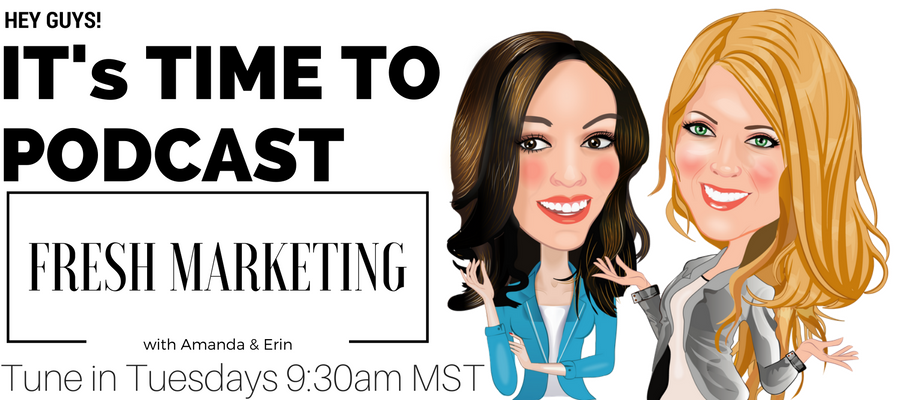 Fresh Small Biz Marketing with A&E – PODCAST