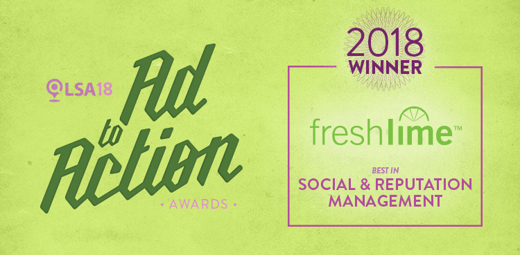 FreshLime Wins Advertising Award with Focus on the Single Customer View