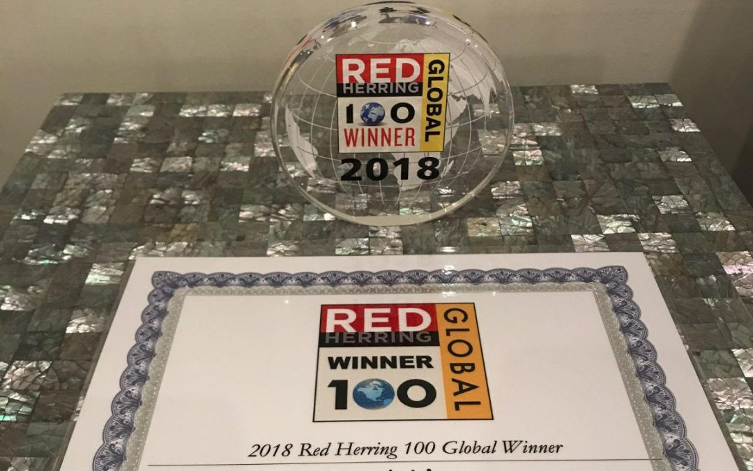 FreshLime- Red Herring Top 100 Award Winner!