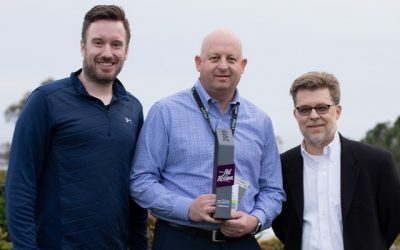 FreshLime WINS Best Small Business SAAS Product Award from the Local Search Association