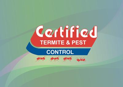 Certified Termite & Pest Control
