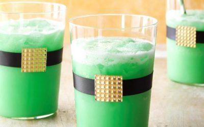 Leprechaun Lime Slush
