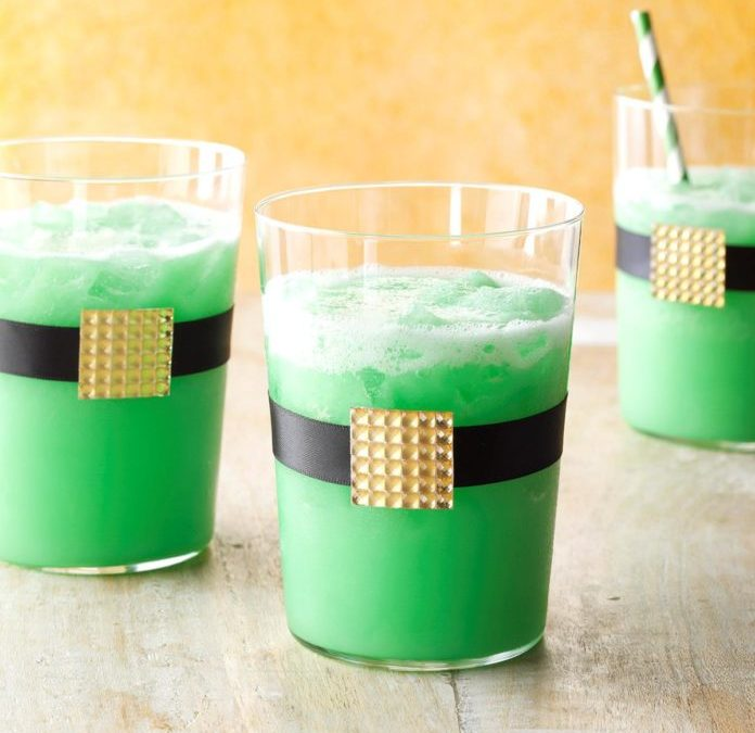 Leprechaun Lime Slush