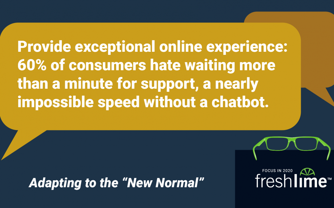Providing an Exceptional Online Experience