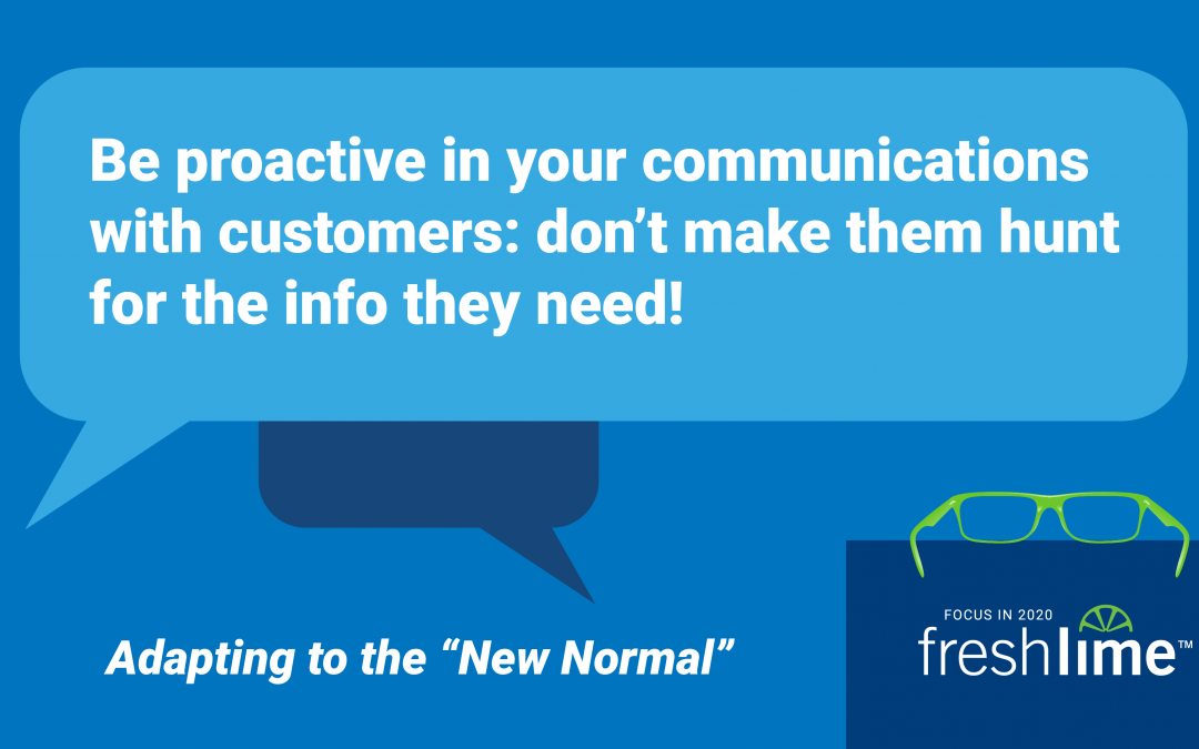 How to Engage with Customers Proactively