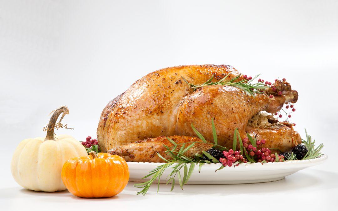 Cilantro & Lime Rubbed Turkey