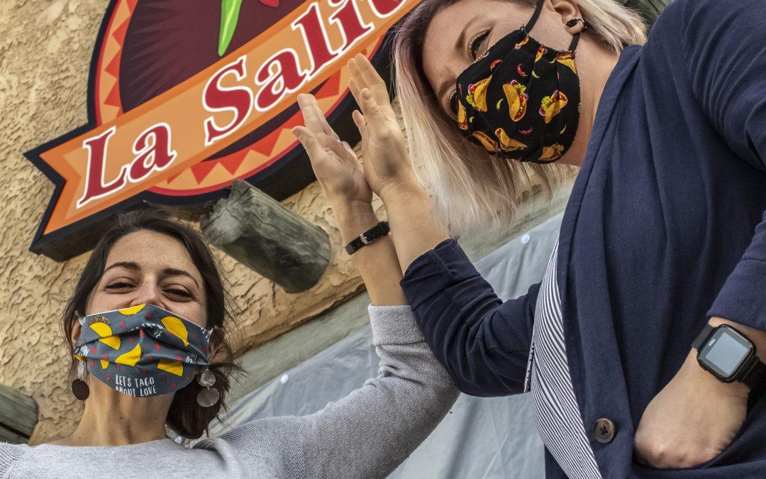 La Salita Restaurant: The Chicken Who Killed All the Turkeys
