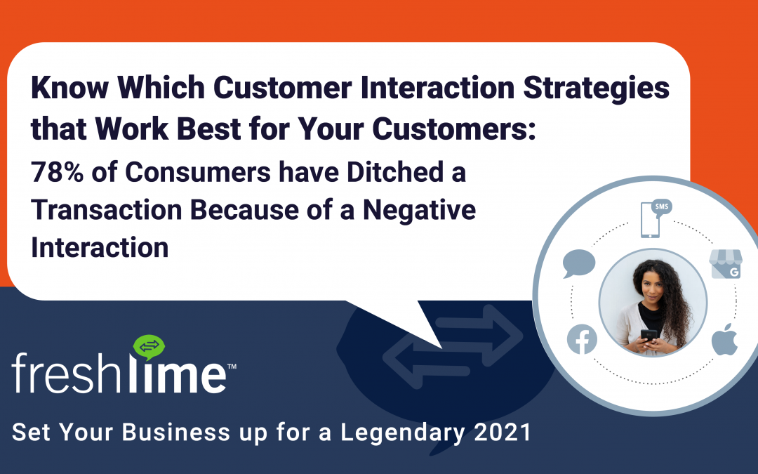 78% of Consumers have Ditched a Transaction Because of a Negative Interaction